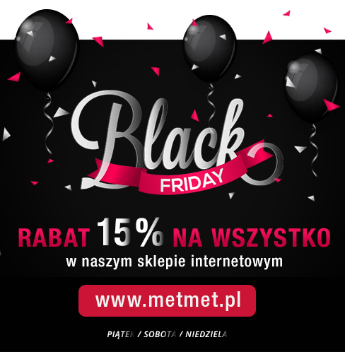 Black Friday Metmet.pl 2020